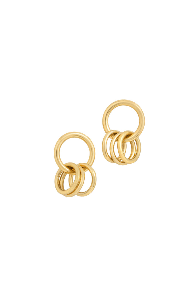 CLAUDIA HOOPS | GOLD