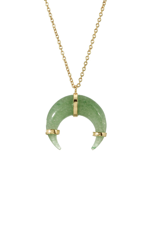 HENDRIX NECKLACE, JADE