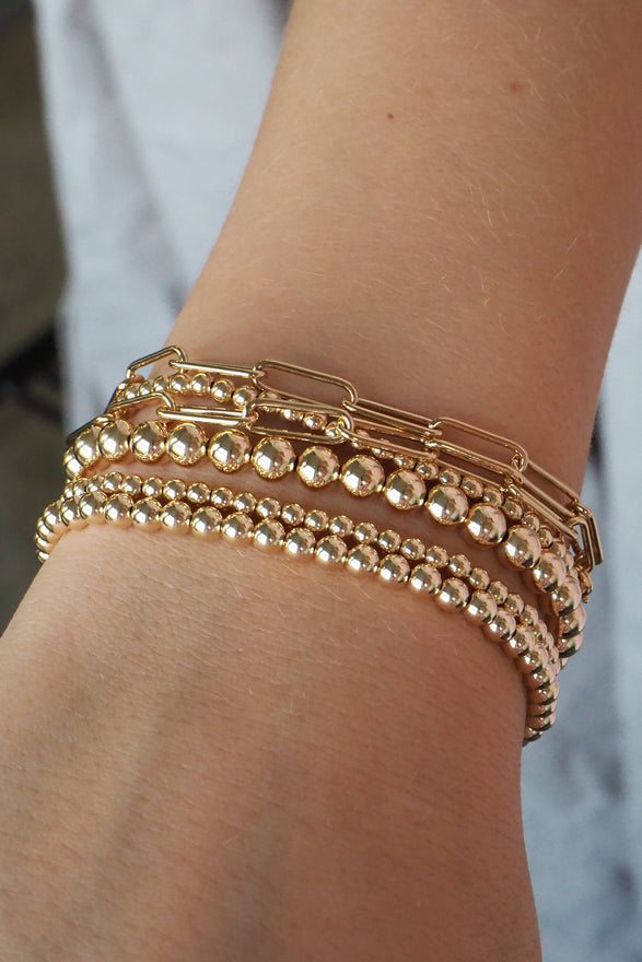 MARA BEADED BRACELET | SMALL BEADS