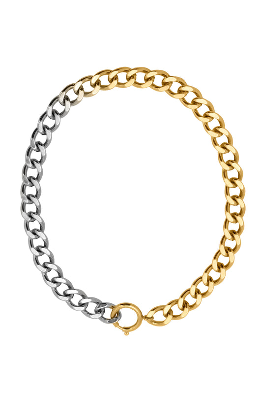 ROSIE LINK CHAIN, OMBRE