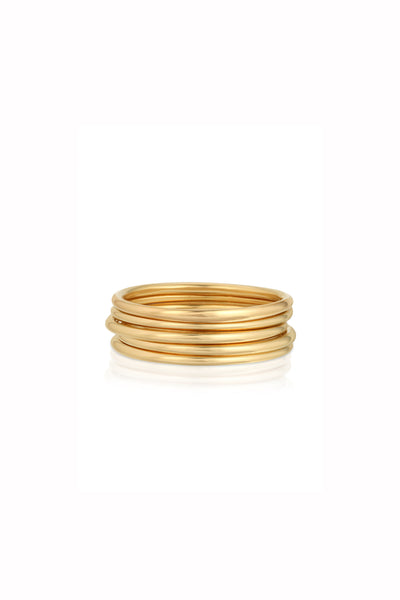 SMOOTH STACKER RING