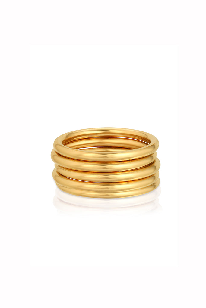 HEAVY STACKER RING