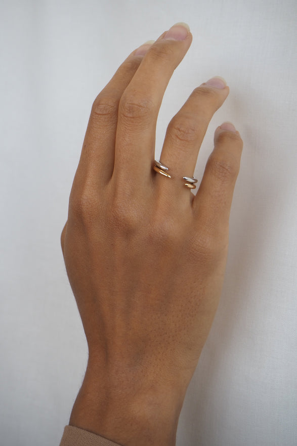TUSK RING, SMOOTH