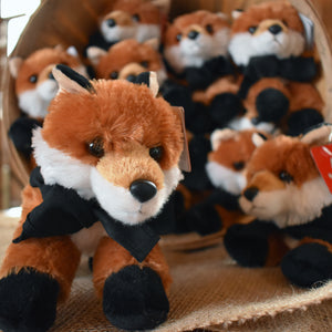 Sly Fox Stuffed Animal