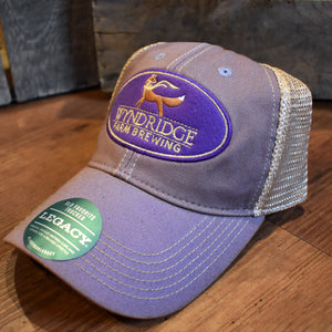 Purple Ball Cap
