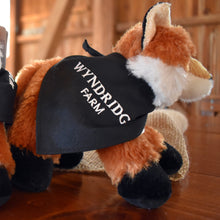 Load image into Gallery viewer, Sly Fox Stuffed Animal