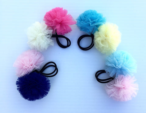 Tulle Hair Ties Other dresses dressesss c92d1852731