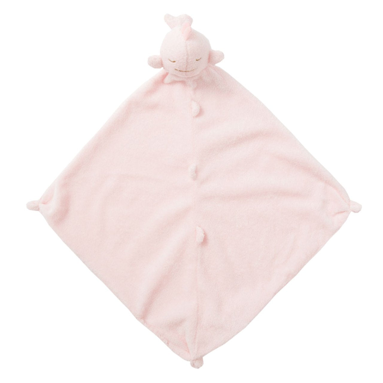 Pink Whale Blankie