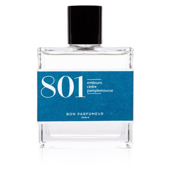 Eau de Parfum 801 : sea spray / cedar /grapefruit
