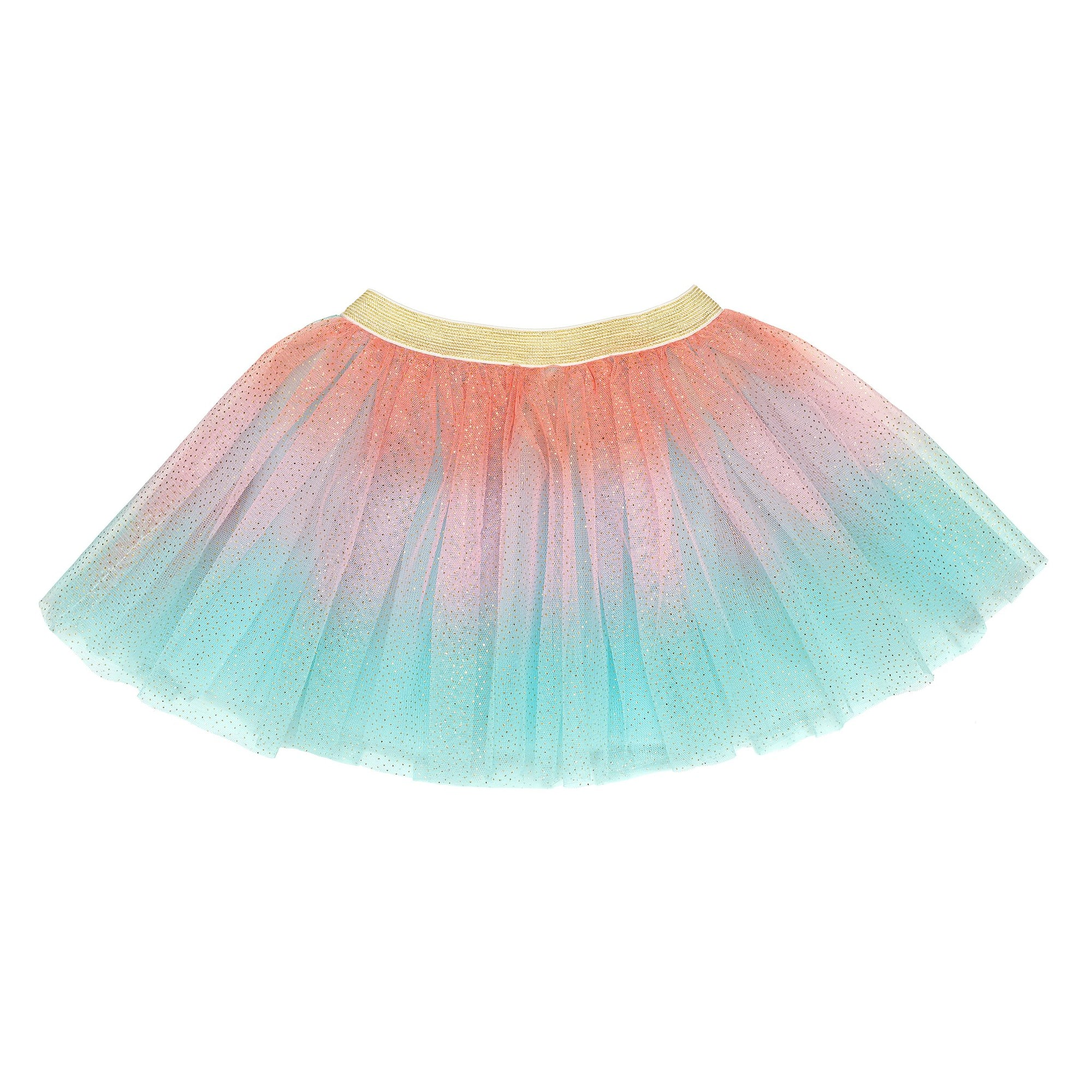 Sweet Wink Tutu - Coral Ombre 0-12m