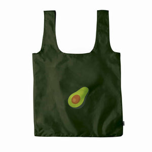 Go Green Eco-Friendly Reusable Bag - Avocado