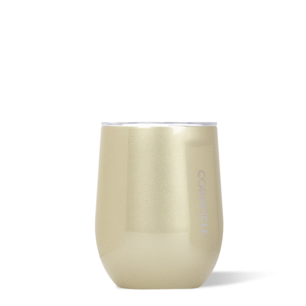Corkcicle Stemless - 12oz Unicorn Glampagne