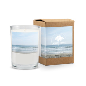 "Gum Tree ""Hermosa Beach"" Candle - Orange Blossom & Petit Grain"