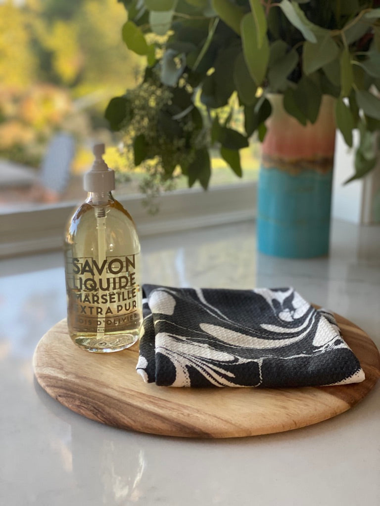 Savon De Marseille Liquid Soap - Olive Wood