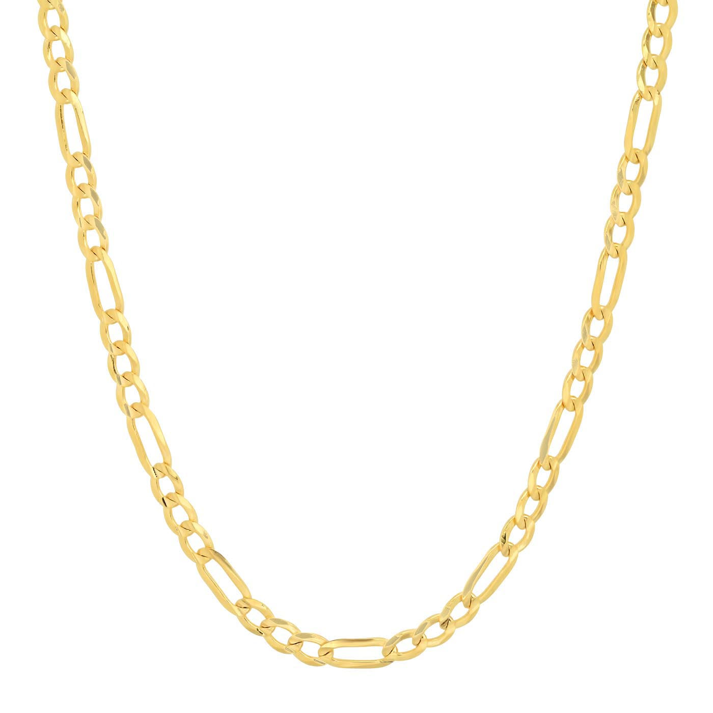 Tai Oval Link Chain Necklace
