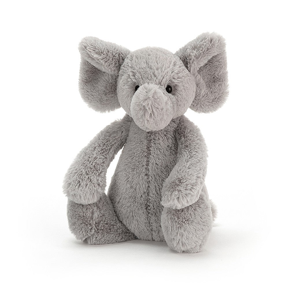 Bashful Grey Elephant Small