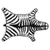 Black & White Zebra Dish