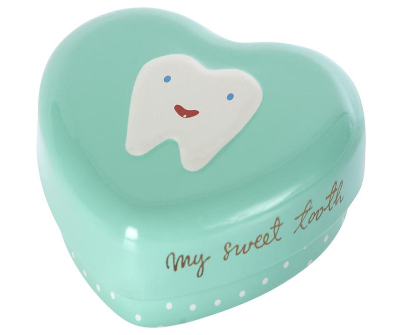 My Tooth Box - Blue