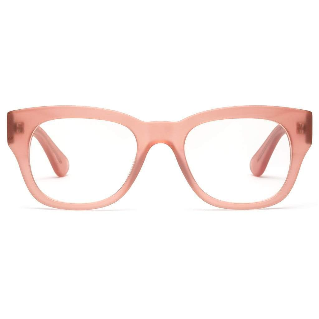 Caddis Reading Glasses - Miklos / Matte Pink