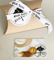 Gum Tree Cafe Gift Card