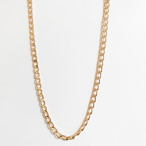Carly Cuban Link Necklace