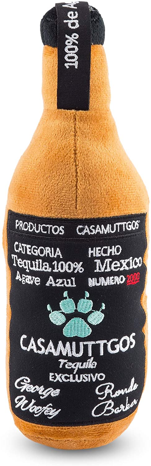 Casamuttgos Tequila Dog Toy