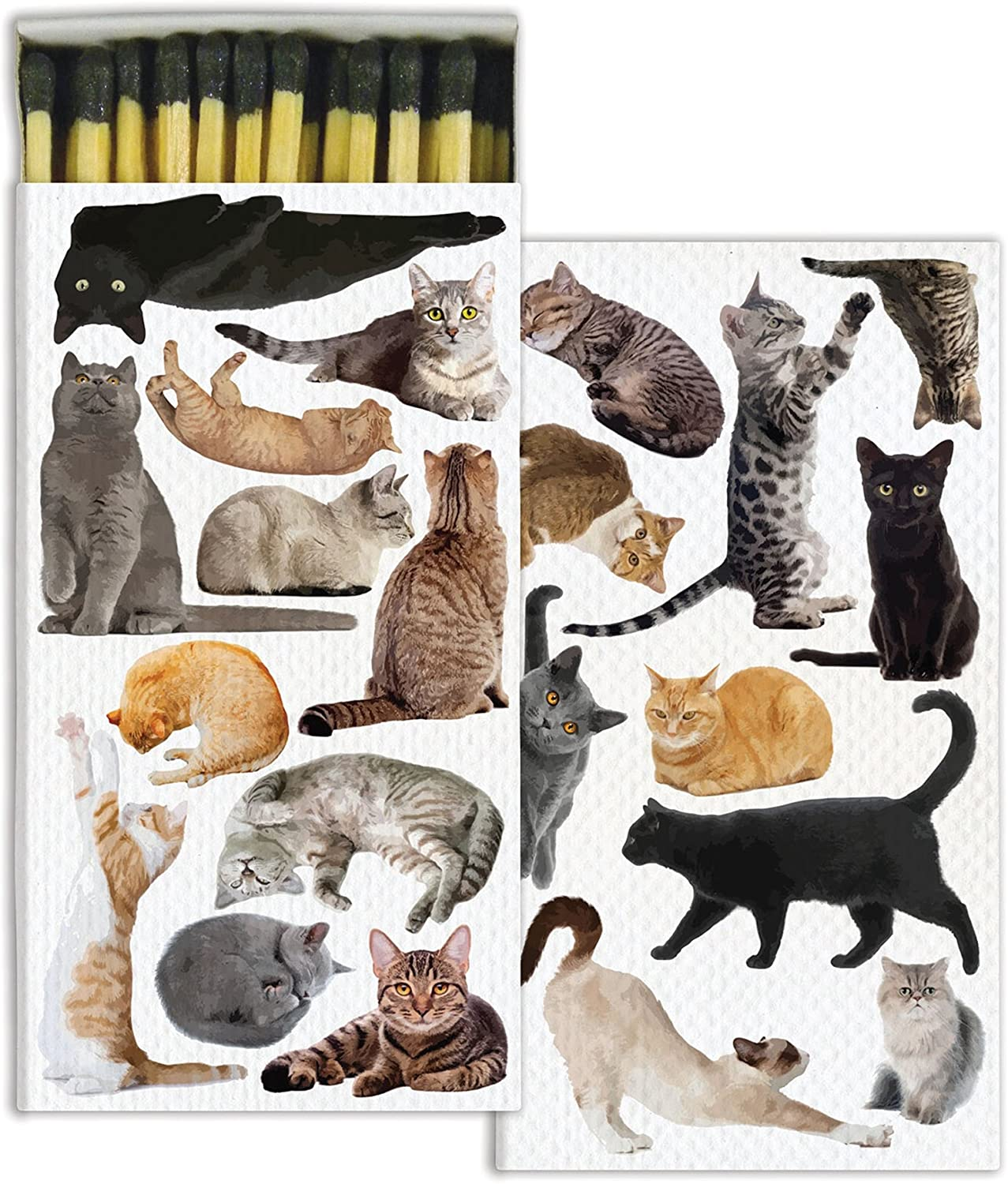 Matches - Cat Pack