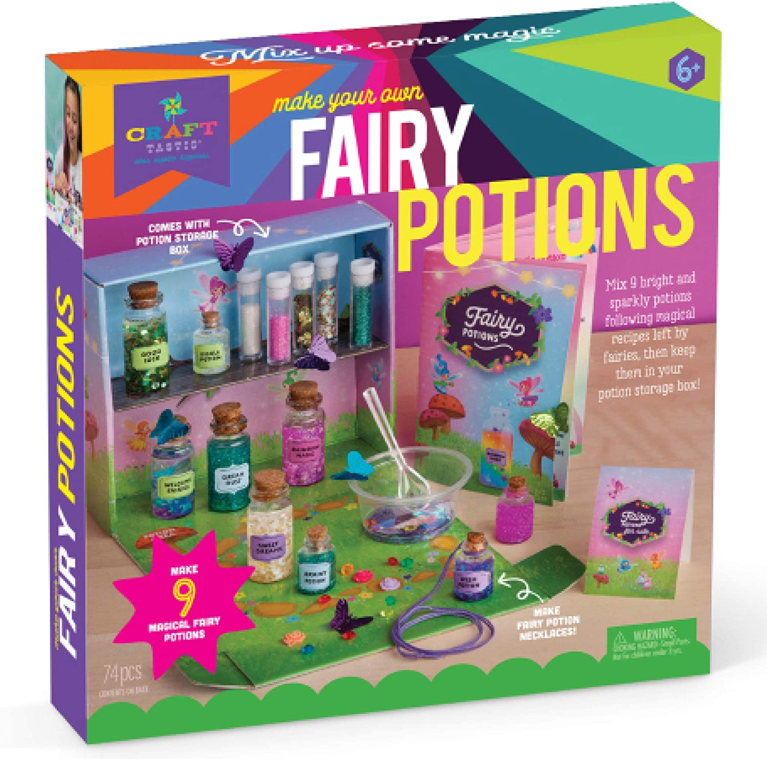 Craft-tastic Fairy Potion Kit