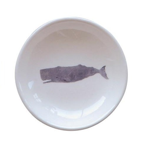 Whale Sea Life Ceramic Dish