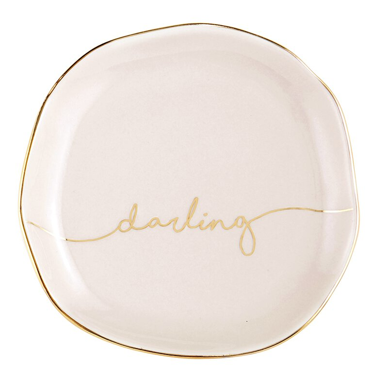 Darling Trinket Tray