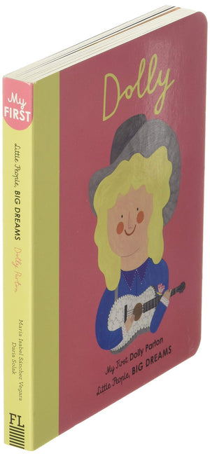 Dolly Parton: My First Dolly Parton Book