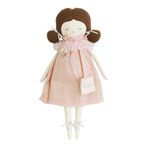 emily dreams doll pink