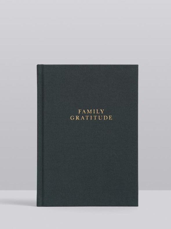 Family Gratitude Journal (stone)
