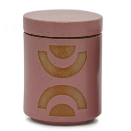Ceramic Form Candle - Mandarin & Mango