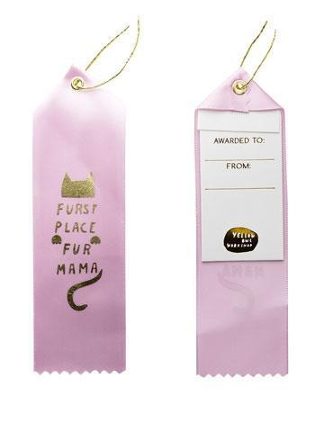 Furst Place Fur Mama Award Ribbon