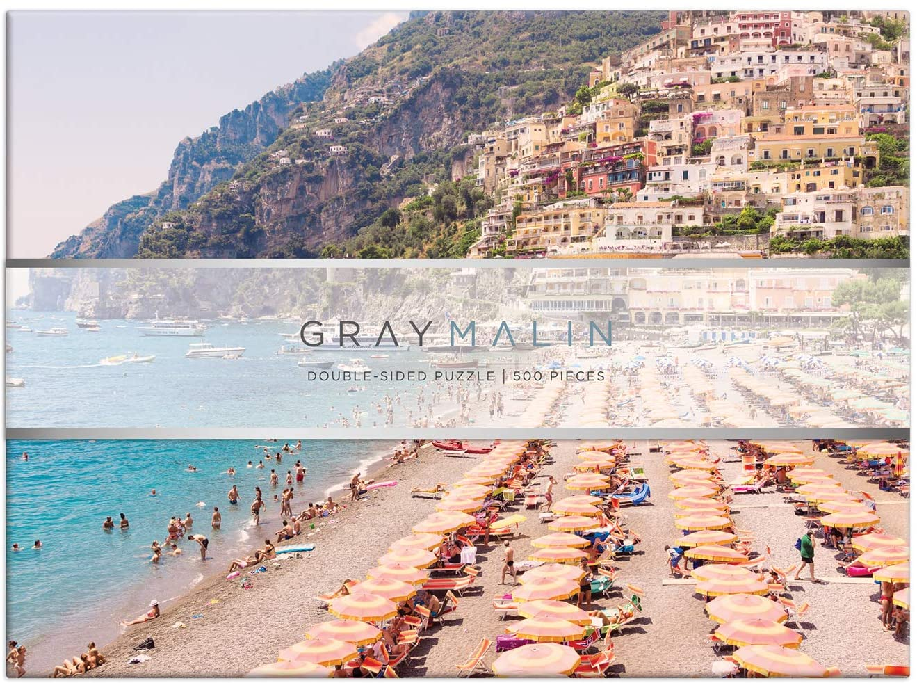 Gray Malin Italy - Double Sided Puzzle