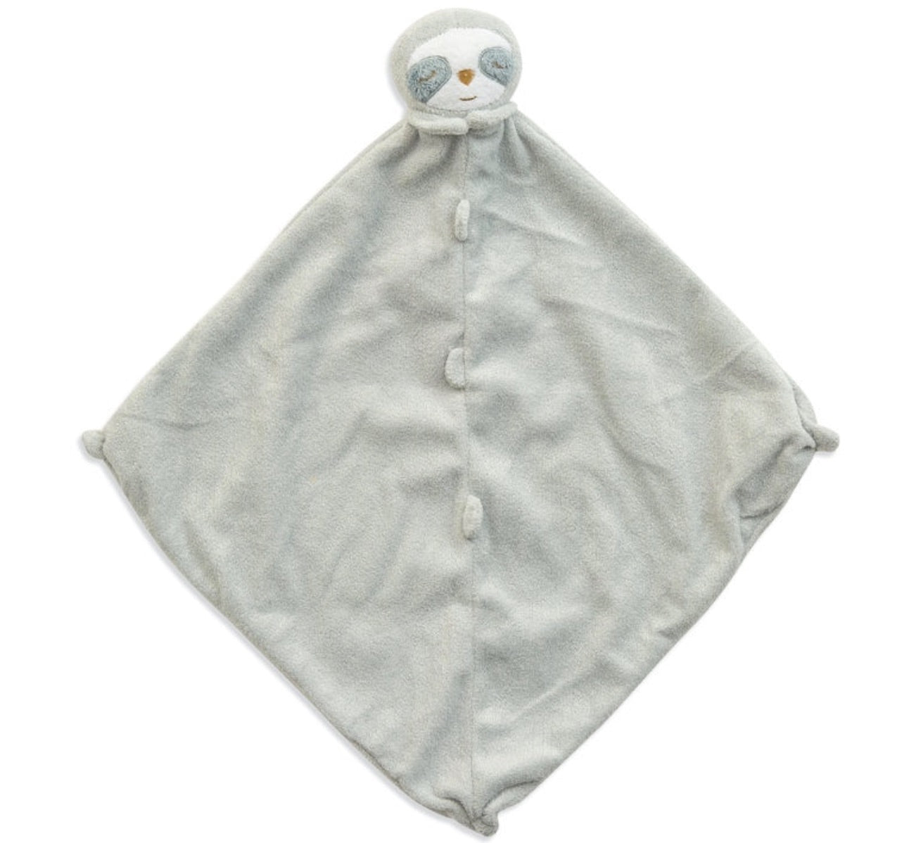 Grey Sloth Blankie
