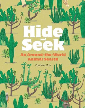 Hide and Seek: An Around-The-World Animal Search