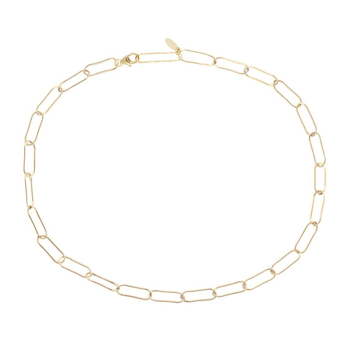 Kris Nations Large Link Chain Choker