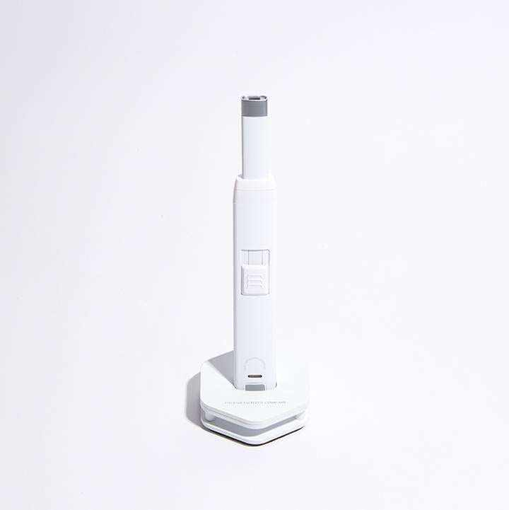 USB Rechargeable Candle Lighter - Matte White