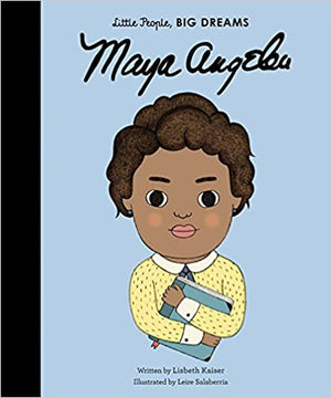 My First Maya Angelou Board Book