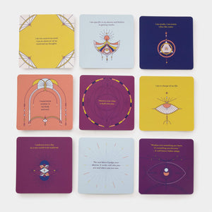 Meditations and Affirmations: 64 Cards to Awaken Your Spirit