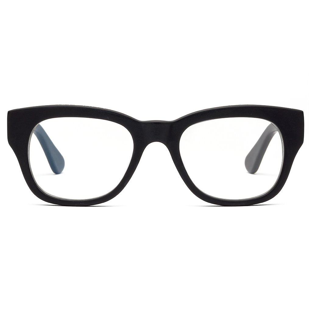 Caddis Reading Glasses - Miklos / Matte Black