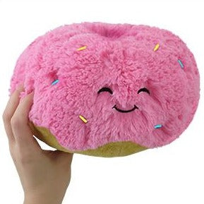 Mini Squishable Pink Donut