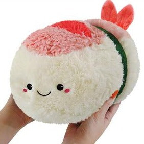Squishable Mini Comfort Food Shrimp Sushi