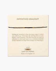 Intention Bracelet Neutral Gold