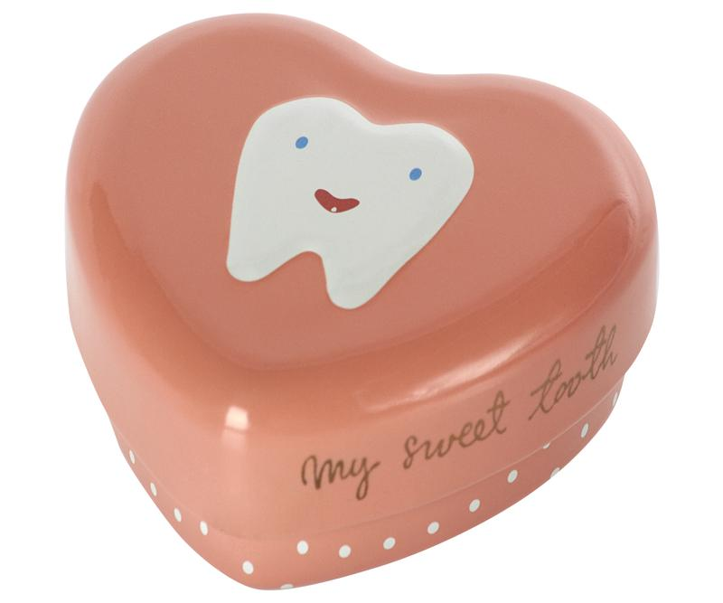 My Tooth Box - Pink