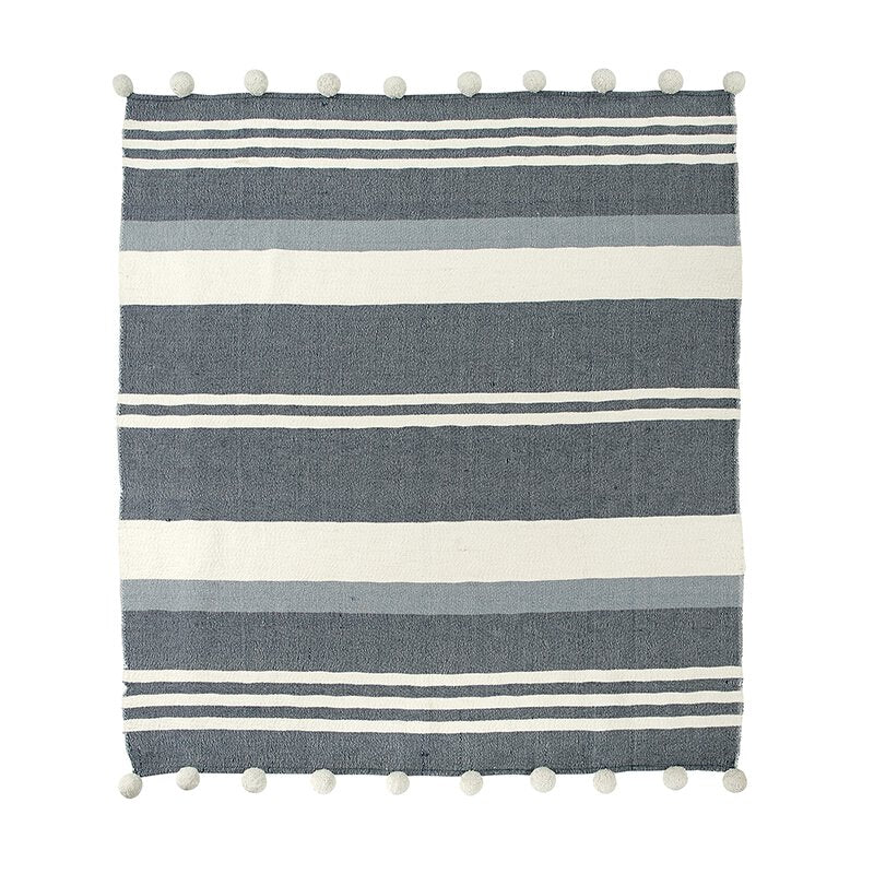 Pom Throw - Stripe