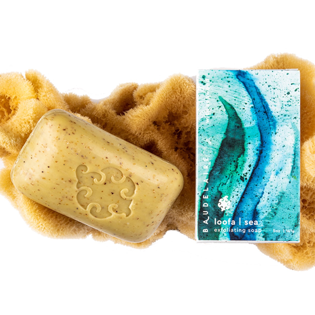 Sea Loofa Soap