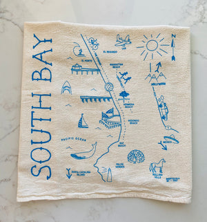 South Bay Tea Towel
